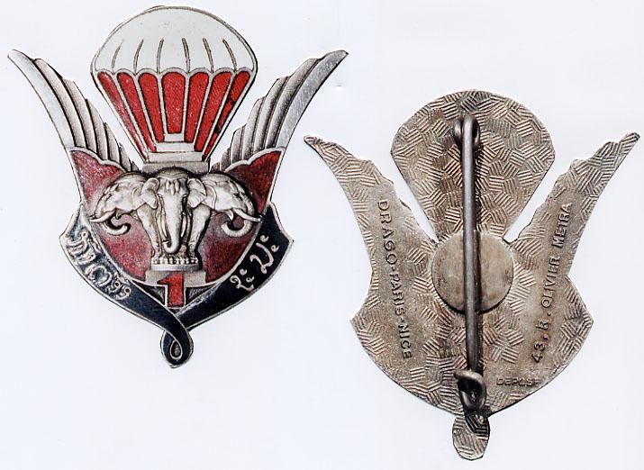 1er bataillon de Parachutistes laotiens 1tdnd10