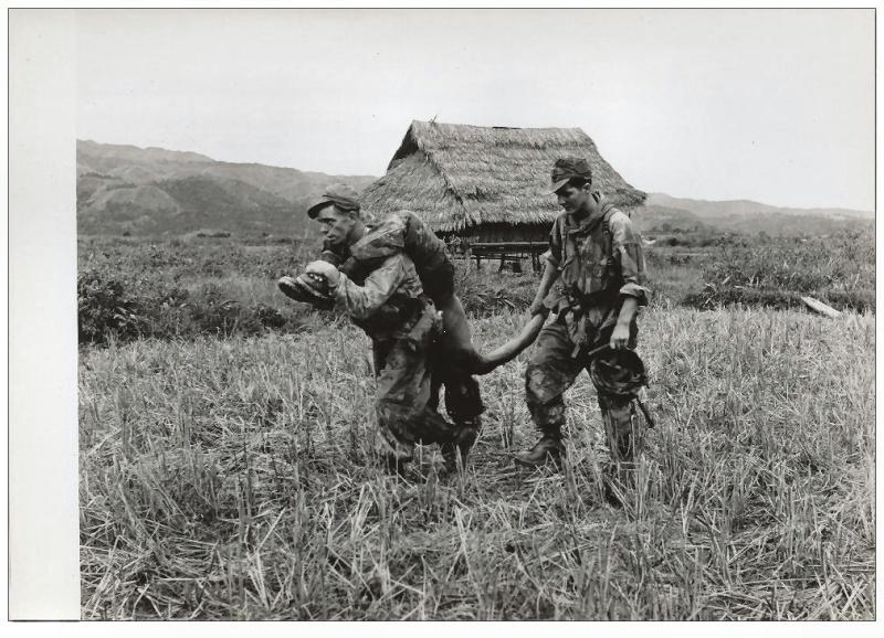 """opération """"Castor"""" 20-22 novembre 1953 2110"""