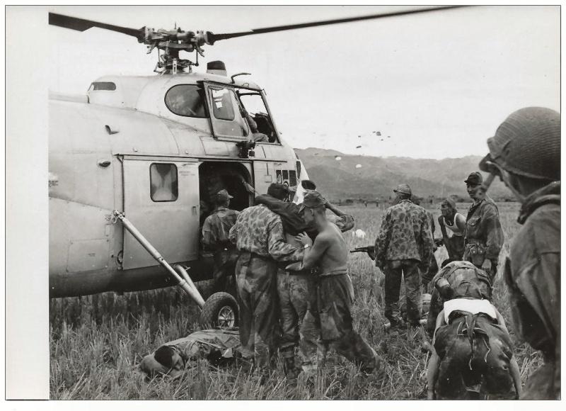 """opération """"Castor"""" 20-22 novembre 1953 2810"""