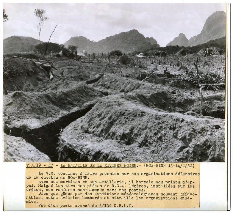 combats de la Rivière Noire janvier-février 1952 311