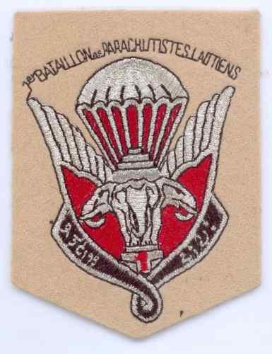 1er bataillon de Parachutistes laotiens 610