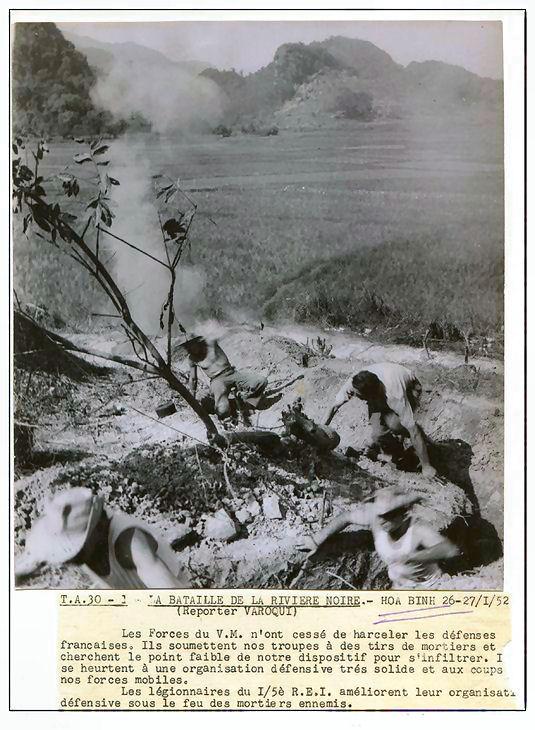 combats de la Rivière Noire janvier-février 1952 611