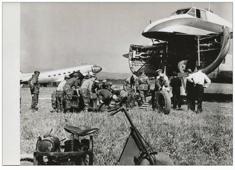 """opération """"Castor"""" 20-22 novembre 1953 710"""