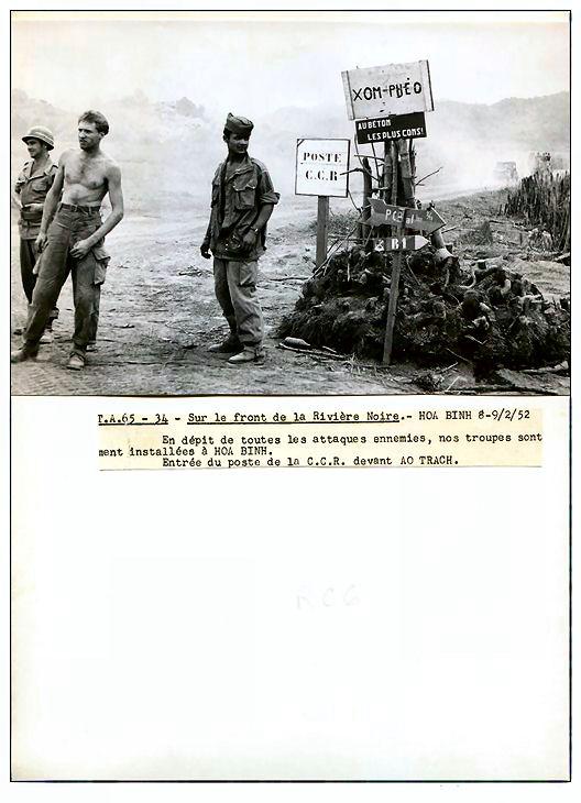 combats de la Rivière Noire janvier-février 1952 711