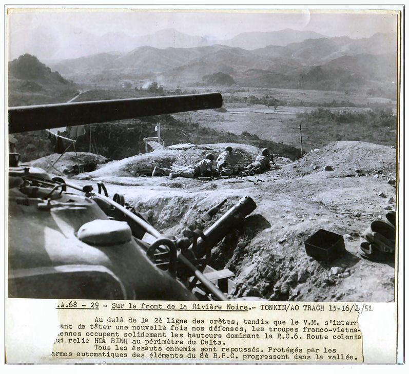 combats de la Rivière Noire janvier-février 1952 811