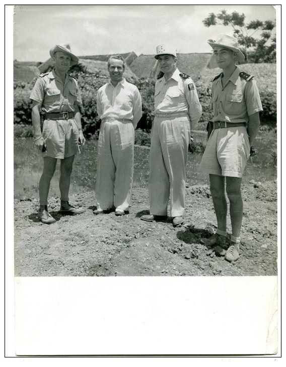 DE LATTRE 1951-1952 Genera10