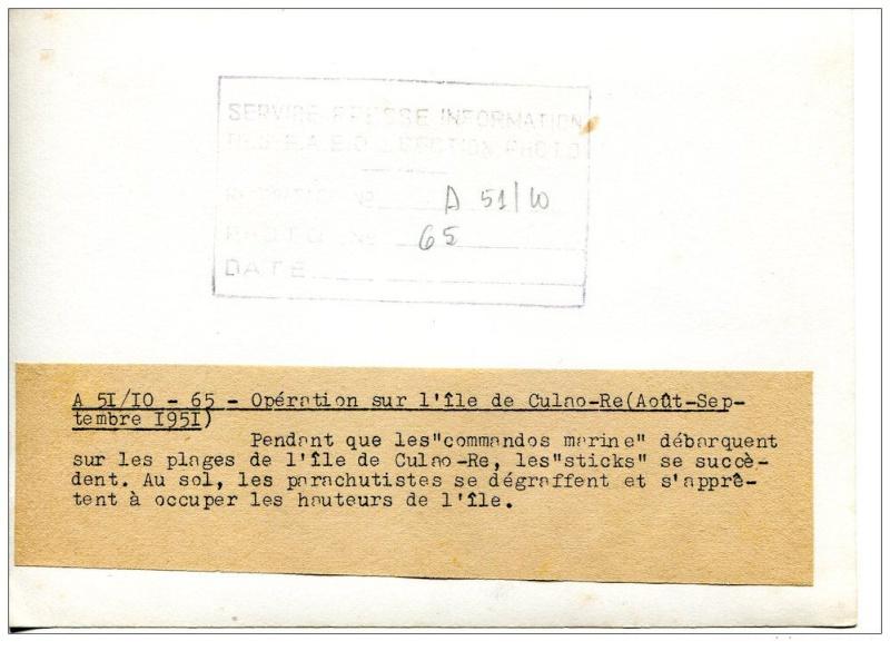 ile de Culao Re (centre Annam) août-septembre 1951 Pp10