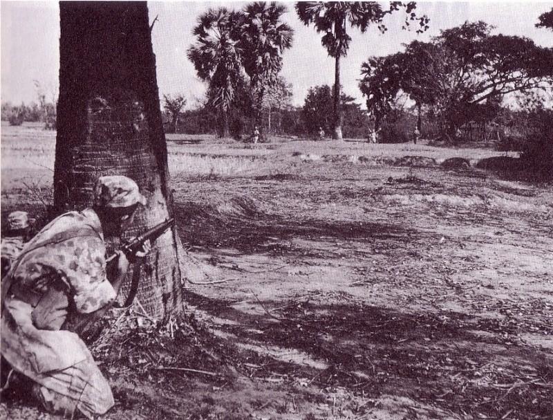 1er bataillon de Parachutistes laotiens Prison10