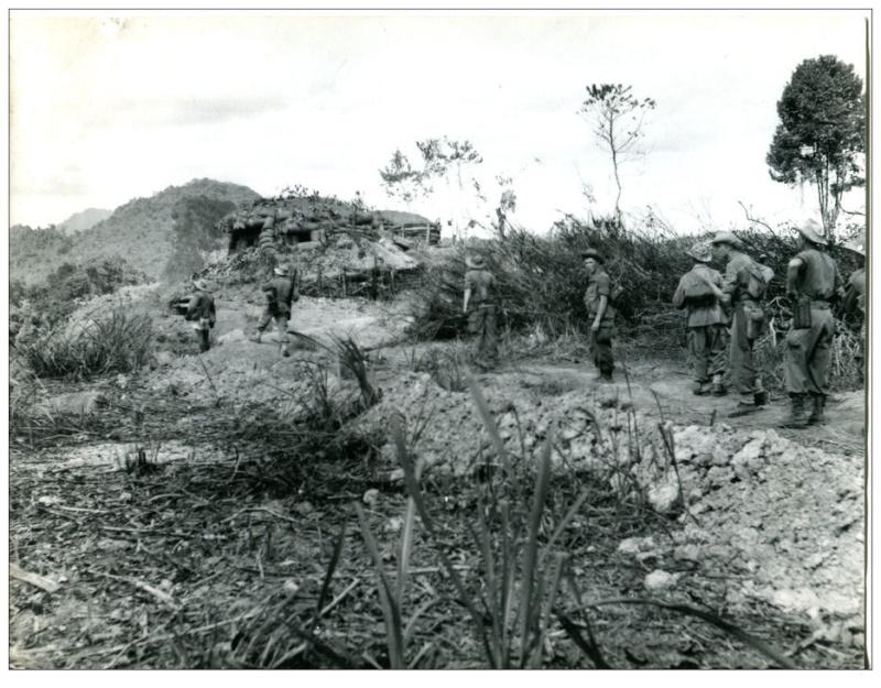 combats de la Rivière Noire janvier-février 1952 Rivier11