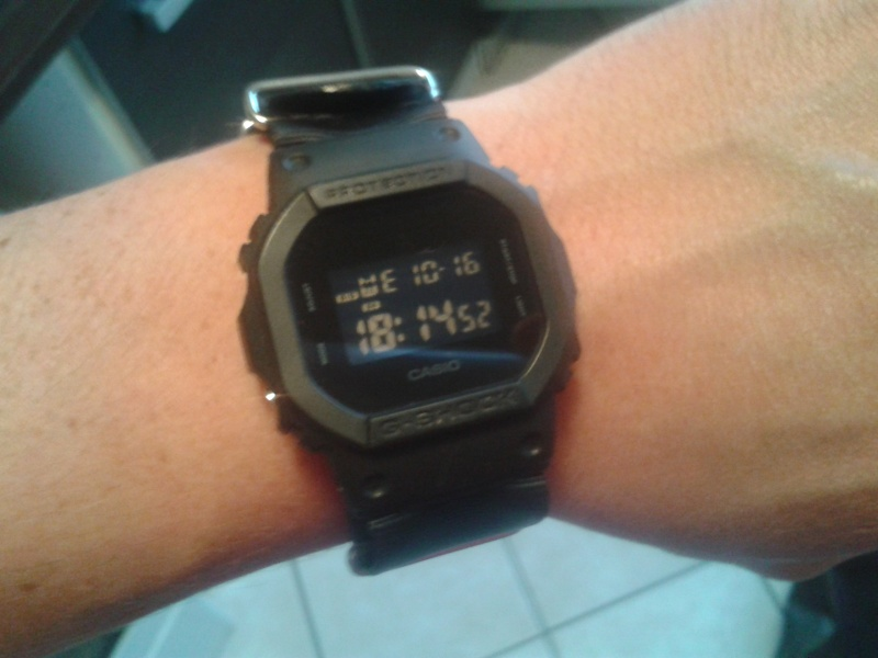 Montre usage extreme 20131010