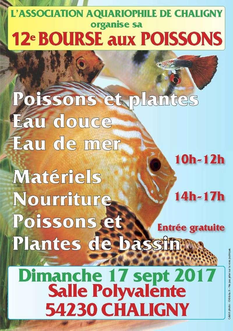 Bourse Chaligny (54) - 17 septembre 2017 Affich10