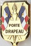 Honneur à tous les Porte-Drapeaux de toute la FRANCE . Insign11