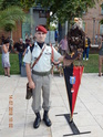 (N°91)Photos de la cérémonie et du défilé du 14 juillet 2018 de Montauban dans le département du Tarn-et-Garonne (n°82).(Photos de Raphaël ALVAREZ) 0612