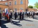 (N°77)Cérémonie Commémorative du 8 mai 1945 et remise de la croix du combattant et de la TRN à un ancien OPEX à Saint Laurent de la Salanque (66),le 8 mai 2017.(Photos de Raphaël ALVAREZ)  0912
