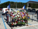 (N°77)Cérémonie Commémorative du 8 mai 1945 et remise de la croix du combattant et de la TRN à un ancien OPEX à Saint Laurent de la Salanque (66),le 8 mai 2017.(Photos de Raphaël ALVAREZ)  10010