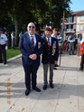 (N°91)Photos de la cérémonie et du défilé du 14 juillet 2018 de Montauban dans le département du Tarn-et-Garonne (n°82).(Photos de Raphaël ALVAREZ) 1015