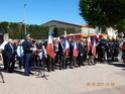 (N°77)Cérémonie Commémorative du 8 mai 1945 et remise de la croix du combattant et de la TRN à un ancien OPEX à Saint Laurent de la Salanque (66),le 8 mai 2017.(Photos de Raphaël ALVAREZ)  10310