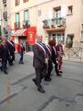 (N°93)Dimanche 11 novembre 2018 à Bages dans le département des Pyrénées-Orientales : commémoration du 100ème anniversaire de l'Armistice du 11-Novembre 1918… et hommage à tous les militaires Français morts pour la France . (Photos de Raphaël ALVAREZ ) 10411