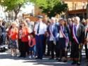 (N°77)Cérémonie Commémorative du 8 mai 1945 et remise de la croix du combattant et de la TRN à un ancien OPEX à Saint Laurent de la Salanque (66),le 8 mai 2017.(Photos de Raphaël ALVAREZ)  10710