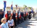 (N°77)Cérémonie Commémorative du 8 mai 1945 et remise de la croix du combattant et de la TRN à un ancien OPEX à Saint Laurent de la Salanque (66),le 8 mai 2017.(Photos de Raphaël ALVAREZ)  11110
