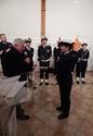 (N°88)Photos de la cérémonie de remise du fanion de la Préparation Militaire Marine a eu lieu le Samedi 02 décembre 2017 à la Caserne Gallieni de Perpignan .(Photos de Raphaël ALVAREZ) 11112