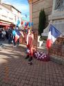 (N°93)Dimanche 11 novembre 2018 à Bages dans le département des Pyrénées-Orientales : commémoration du 100ème anniversaire de l'Armistice du 11-Novembre 1918… et hommage à tous les militaires Français morts pour la France . (Photos de Raphaël ALVAREZ ) 1116