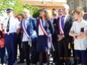 (N°77)Cérémonie Commémorative du 8 mai 1945 et remise de la croix du combattant et de la TRN à un ancien OPEX à Saint Laurent de la Salanque (66),le 8 mai 2017.(Photos de Raphaël ALVAREZ)  11210