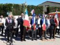 (N°77)Cérémonie Commémorative du 8 mai 1945 et remise de la croix du combattant et de la TRN à un ancien OPEX à Saint Laurent de la Salanque (66),le 8 mai 2017.(Photos de Raphaël ALVAREZ)  11610
