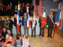 (N°93)Dimanche 11 novembre 2018 à Bages dans le département des Pyrénées-Orientales : commémoration du 100ème anniversaire de l'Armistice du 11-Novembre 1918… et hommage à tous les militaires Français morts pour la France . (Photos de Raphaël ALVAREZ ) 12511
