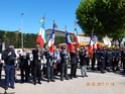 (N°77)Cérémonie Commémorative du 8 mai 1945 et remise de la croix du combattant et de la TRN à un ancien OPEX à Saint Laurent de la Salanque (66),le 8 mai 2017.(Photos de Raphaël ALVAREZ)  12810