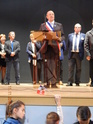 (N°93)Dimanche 11 novembre 2018 à Bages dans le département des Pyrénées-Orientales : commémoration du 100ème anniversaire de l'Armistice du 11-Novembre 1918… et hommage à tous les militaires Français morts pour la France . (Photos de Raphaël ALVAREZ ) 13112