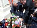 (N°77)Cérémonie Commémorative du 8 mai 1945 et remise de la croix du combattant et de la TRN à un ancien OPEX à Saint Laurent de la Salanque (66),le 8 mai 2017.(Photos de Raphaël ALVAREZ)  14210