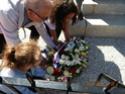 (N°77)Cérémonie Commémorative du 8 mai 1945 et remise de la croix du combattant et de la TRN à un ancien OPEX à Saint Laurent de la Salanque (66),le 8 mai 2017.(Photos de Raphaël ALVAREZ)  14710