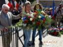 (N°77)Cérémonie Commémorative du 8 mai 1945 et remise de la croix du combattant et de la TRN à un ancien OPEX à Saint Laurent de la Salanque (66),le 8 mai 2017.(Photos de Raphaël ALVAREZ)  15110