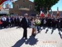 (N°77)Cérémonie Commémorative du 8 mai 1945 et remise de la croix du combattant et de la TRN à un ancien OPEX à Saint Laurent de la Salanque (66),le 8 mai 2017.(Photos de Raphaël ALVAREZ)  15810