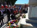 (N°77)Cérémonie Commémorative du 8 mai 1945 et remise de la croix du combattant et de la TRN à un ancien OPEX à Saint Laurent de la Salanque (66),le 8 mai 2017.(Photos de Raphaël ALVAREZ)  16210