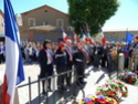 (N°77)Cérémonie Commémorative du 8 mai 1945 et remise de la croix du combattant et de la TRN à un ancien OPEX à Saint Laurent de la Salanque (66),le 8 mai 2017.(Photos de Raphaël ALVAREZ)  16410