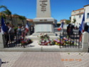 (N°77)Cérémonie Commémorative du 8 mai 1945 et remise de la croix du combattant et de la TRN à un ancien OPEX à Saint Laurent de la Salanque (66),le 8 mai 2017.(Photos de Raphaël ALVAREZ)  17910