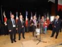 (N°77)Cérémonie Commémorative du 8 mai 1945 et remise de la croix du combattant et de la TRN à un ancien OPEX à Saint Laurent de la Salanque (66),le 8 mai 2017.(Photos de Raphaël ALVAREZ)  18910