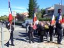 Inauguration du Rond-Point des Anciens-Combattants , avec l'apposition d'une plaque commémorative en hommage à Martial COURBON Adjudant-Chef , Président des Anciens-Combattants ACPG de Bages .(Photographies de Raphaël ALVAREZ) 1910