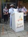 (n°98) 14 juillet 2020 dans le village de Saint-André dans le département des Pyrénées-Orientales (n° 66) 2314