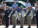 (N°91)Photos de la cérémonie et du défilé du 14 juillet 2018 de Montauban dans le département du Tarn-et-Garonne (n°82).(Photos de Raphaël ALVAREZ) 3311