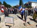 Inauguration du Rond-Point des Anciens-Combattants , avec l'apposition d'une plaque commémorative en hommage à Martial COURBON Adjudant-Chef , Président des Anciens-Combattants ACPG de Bages .(Photographies de Raphaël ALVAREZ) 3810