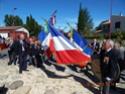 Inauguration du Rond-Point des Anciens-Combattants , avec l'apposition d'une plaque commémorative en hommage à Martial COURBON Adjudant-Chef , Président des Anciens-Combattants ACPG de Bages .(Photographies de Raphaël ALVAREZ) 3911