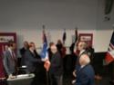 (N°97)Photos de L'Assemblée Générale des Joinvillais Languedoc-Roussillon et remise du nouveau drapeau le 06 avril 2019, à Pierresvives Montpellier . 415