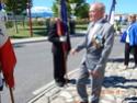 Inauguration du Rond-Point des Anciens-Combattants , avec l'apposition d'une plaque commémorative en hommage à Martial COURBON Adjudant-Chef , Président des Anciens-Combattants ACPG de Bages .(Photographies de Raphaël ALVAREZ) 4711