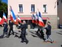 (N°77)Cérémonie Commémorative du 8 mai 1945 et remise de la croix du combattant et de la TRN à un ancien OPEX à Saint Laurent de la Salanque (66),le 8 mai 2017.(Photos de Raphaël ALVAREZ)  4810