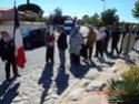 Inauguration du Rond-Point des Anciens-Combattants , avec l'apposition d'une plaque commémorative en hommage à Martial COURBON Adjudant-Chef , Président des Anciens-Combattants ACPG de Bages .(Photographies de Raphaël ALVAREZ) 5210