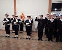 (N°88)Photos de la cérémonie de remise du fanion de la Préparation Militaire Marine a eu lieu le Samedi 02 décembre 2017 à la Caserne Gallieni de Perpignan .(Photos de Raphaël ALVAREZ) 6412