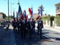 (N°77)Cérémonie Commémorative du 8 mai 1945 et remise de la croix du combattant et de la TRN à un ancien OPEX à Saint Laurent de la Salanque (66),le 8 mai 2017.(Photos de Raphaël ALVAREZ)  6810